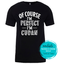 I'M CUBAN Shirt