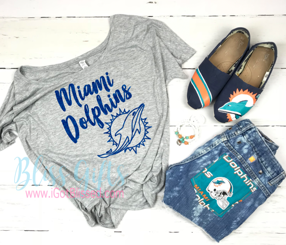 Miami Shirt for Women, Men, Kids With or Without Glitter :)