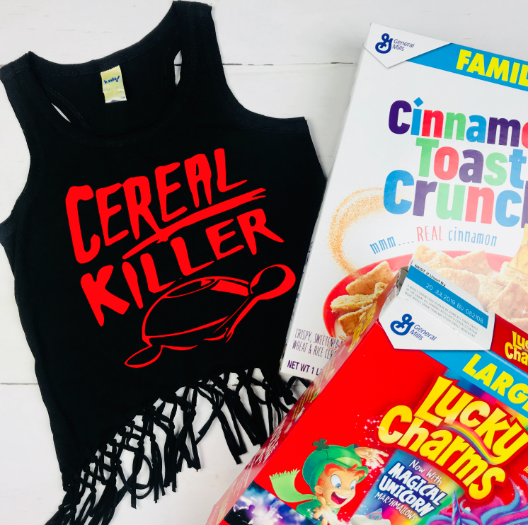 Cereal Killer, Halloween Horror Nights, Mickey's Not So Scary Halloween Party Shirt