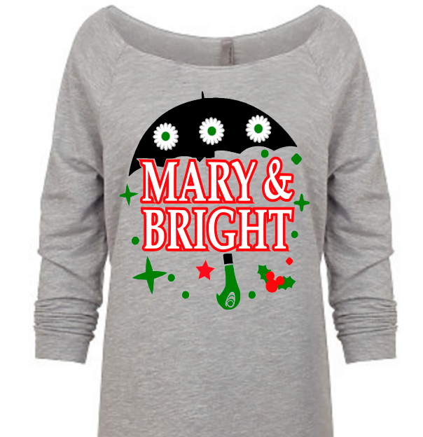 Christmas Tops Plus Size.Mary And Bright Disney Christmas Shirt Plus Size Disney Christmas Disney Shirt Mickey Mouse Christmas Santa Mickey Disney Holiday Mermaid