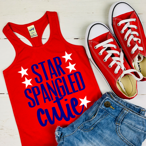 Star Spangled Shirts