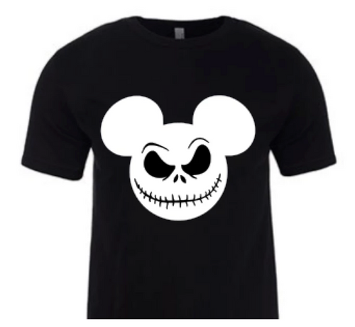 Jack Skellington Mickey  NIGHTMARE BEFORE CHRISTMAS - Kids