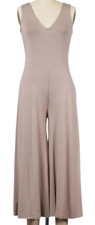 Savannah Wide-Leg Jumpsuit