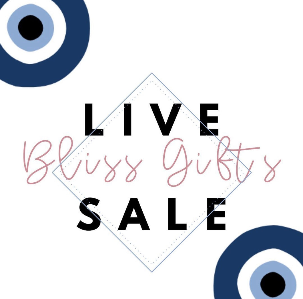 LIVE FLASH SALE ON IG