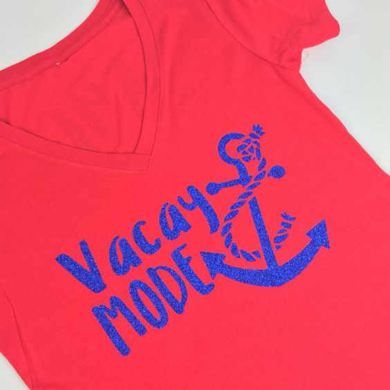 Vacay Moda, Cruise Shirt, Summer Shirt, Vacation Shirt