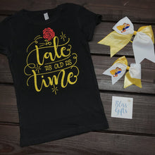 A Tale As Old As Time Beauty And The Beast Shirt