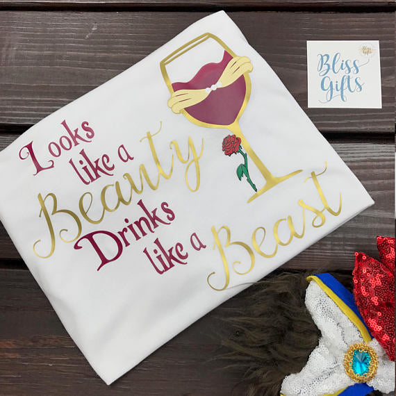 Food And Wine Shirt | Disney Princess | Drinking Shirt | Food And Wine Shirt Ideas | Epcot Food And Wine | Belle Shirt | EPCOT