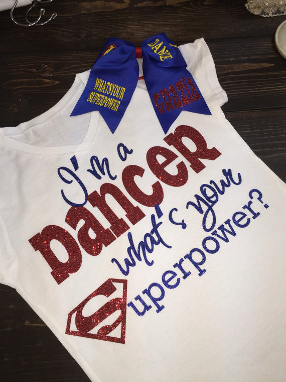 SUPERPOWER TOP / Dancer/Cheerleader/Etc.