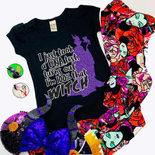 100% That Witch Maleficent Halloween Shirt