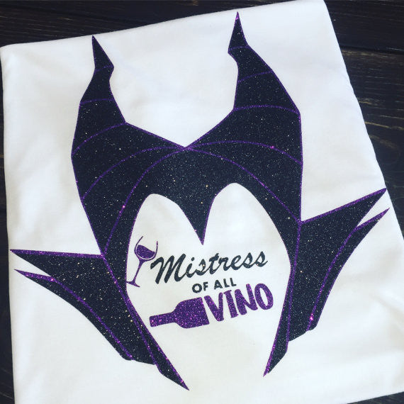 Mistress Of All Vino Epcot Food & Wine Shirt