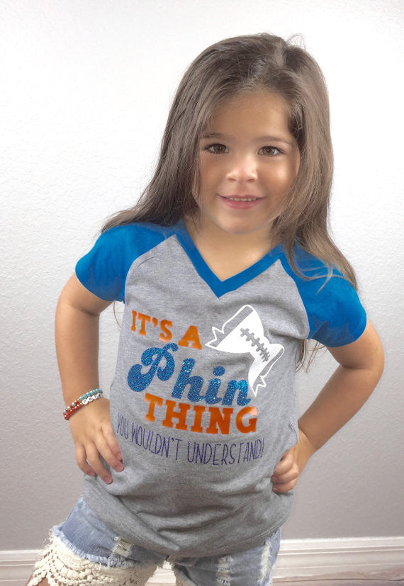 It's A Phin Thing Miami Dolphins Shirt