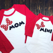 Minnie Bow Mini Shirt
