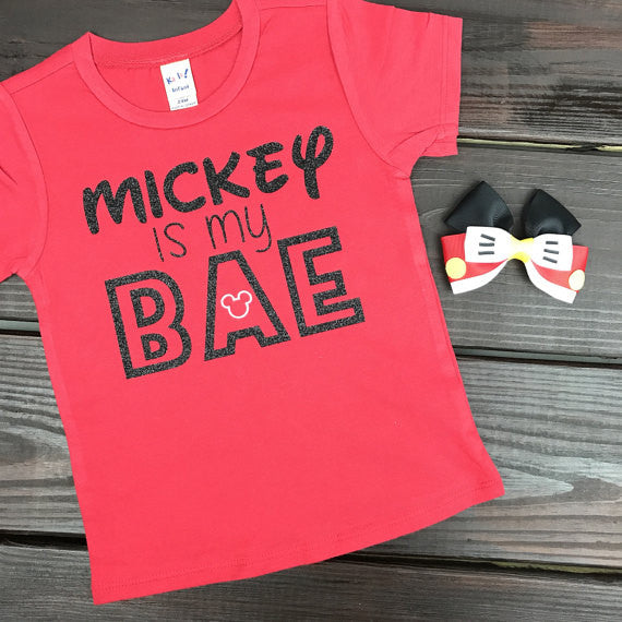 Mickey is My Bae Shirt