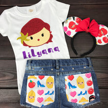 Ariel The Little Mermaid Tsum Tsum Shirt