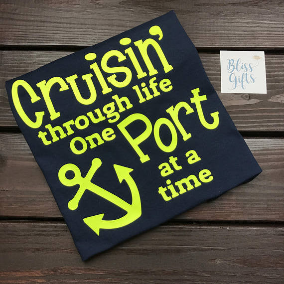 Cruisin Through Life Shirt