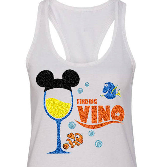Finding Vino, Food And Wine Shirts, Epcot Food And Wine, Disney Drinking Shirts