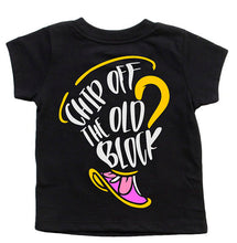 CHIP SHIRT, Chip off the old block, Boys Mother Son Shirt Belle Beauty beast Glitter teapot Tank Top Tee Girls Women curvy plus size disney chip ears mommy me