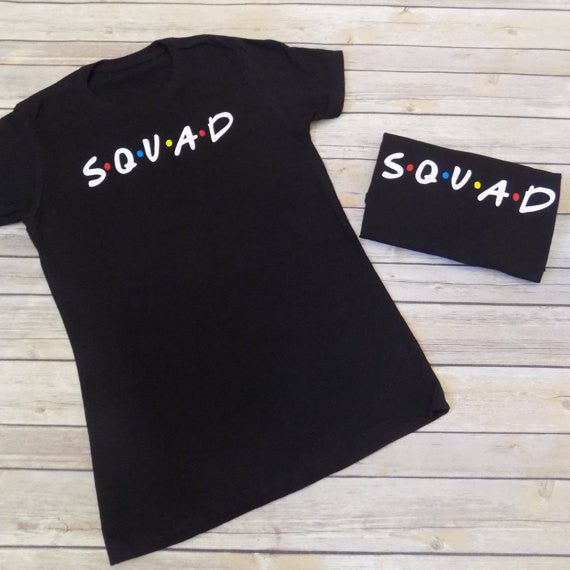 Squad Friends Shirt