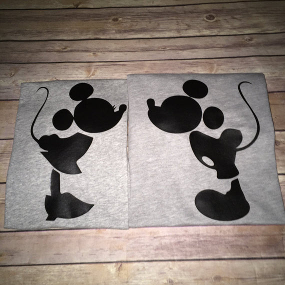 Kissing Minnie Shirt
