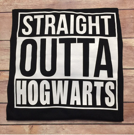 Straight Outta HP, Wizard Shirt