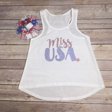 Miss Usa Bling Shirt