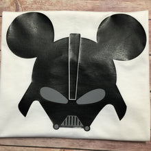 Darth Vader Mickey Shirt