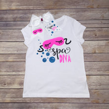 Spa Shirt | Spa Party Shirt | Spa Birthday | Girl Birthday Shirt | Birthday Shirt | Girls Spa Shirt | Girls Spa Party | Girls Spa Party