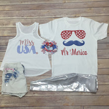 Girl's Fourth Of July Shirt | Kid's Fourth of July Shirt |  USA Shirt | Independence Day Shirt | Girls Patriotic Shirt, Girls Summer Shirt