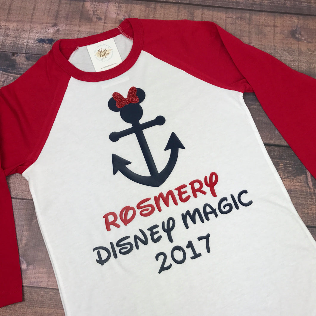 Disney Cruise Shirts | Pirate Shirts Disney | Mickey Pirate Shirt | Disney Personalized Family Vacation Shirts | Disneyworld Shirt