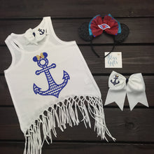 Disney Cruise Shirts | Sailor Mickey Shirt | Sailor Disney Shirt | Disney Personalized Family Vacation Shirts | Disneyworld Shirts