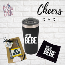 HOY SE BEBE - FATHER'S DAY SET