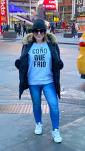 Gray or Black Cono Que Frio Pullover Sweater
