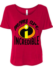 Moms are Incredible, Incredibles Mom Shirt, Disney Shirts, The Incredibles Shirt