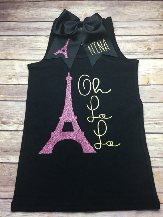 OH LA LA Paris Shirt