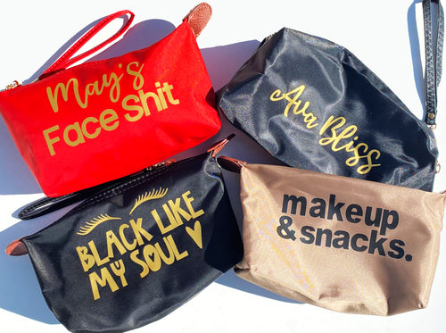 Personalized Nylon Bags