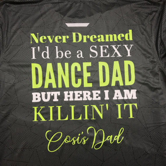 Sexy Dance Dad / Sexy Cheer Dad