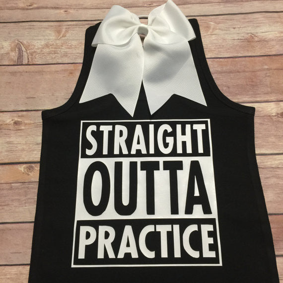 Straight Outta Practice Shirt