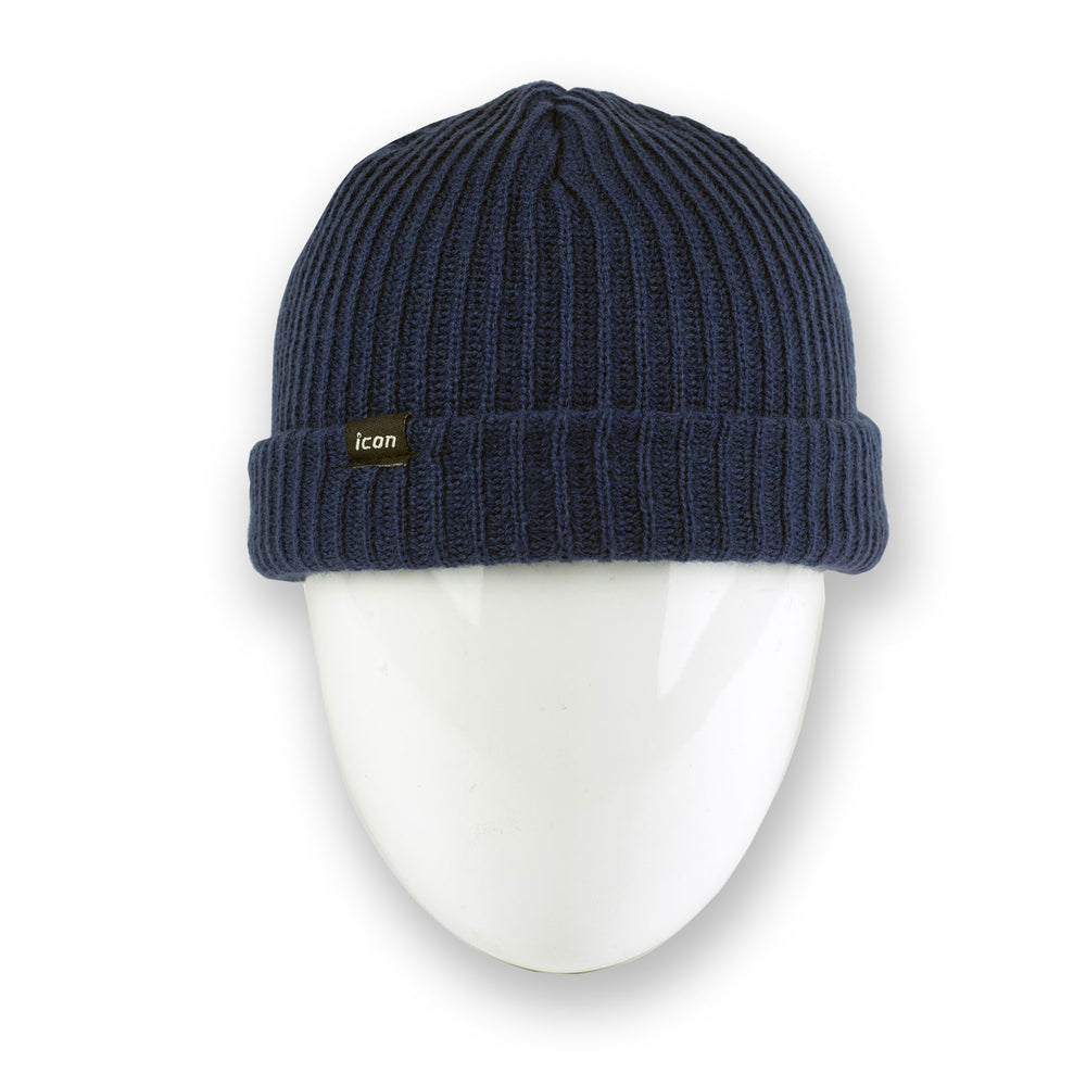 Unisex Casual Wear Beanie, Dark Blue