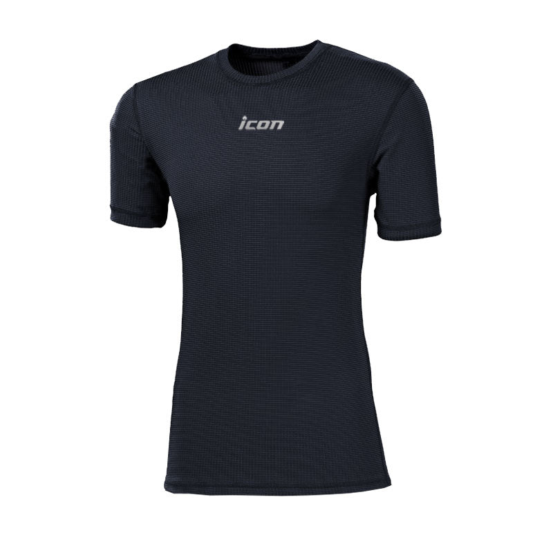Load image into Gallery viewer, Men's Short Sleeve MicroSense™ Performance Base Layers