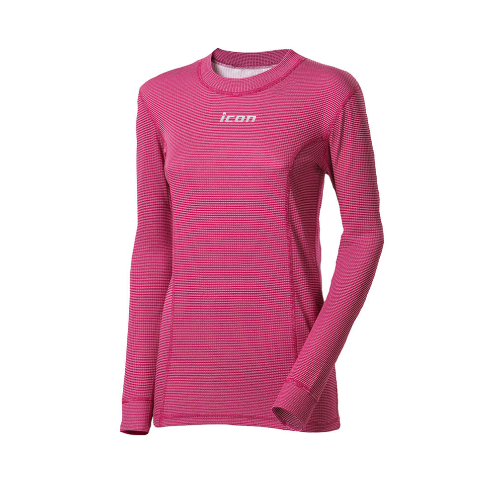 Women's Long Sleeve MicroSense Performance Base Layers