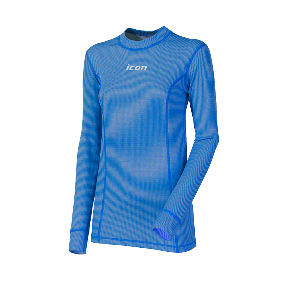Women's Long Sleeve MicroSense Performance Base Layer