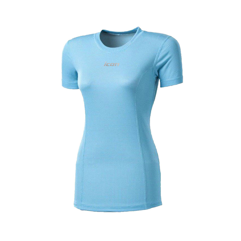 Women's Short Sleeve MicroSense Performance Base Layer