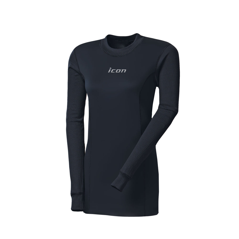 Women's Long Sleeve, PRO-X, MicroSense™ Performance Paddlesport Base Layer