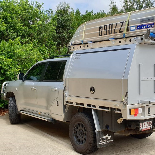 200 Series Dual Cab Based Tourer