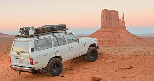 TOYOTA ROOF RACKS