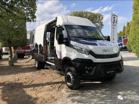 2019 Daily 4x4 Expedition Vehicles Australia
