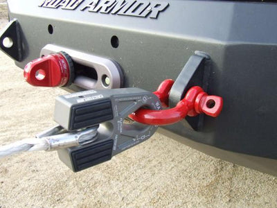 FACTOR 55 FLATLINK EXPERT & XXL WINCH SHACKLE MOUNT