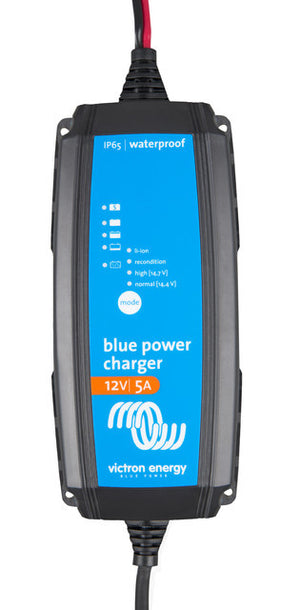 Victron Blue Power IP65 Charger with DC connector 12V 5A