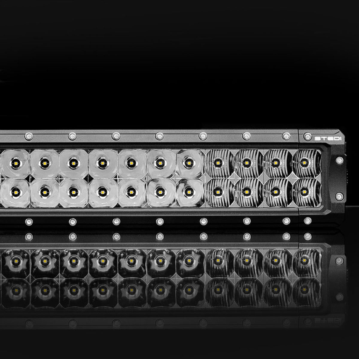 32 INCH ST4K 60 LED DOUBLE ROW LIGHT BAR