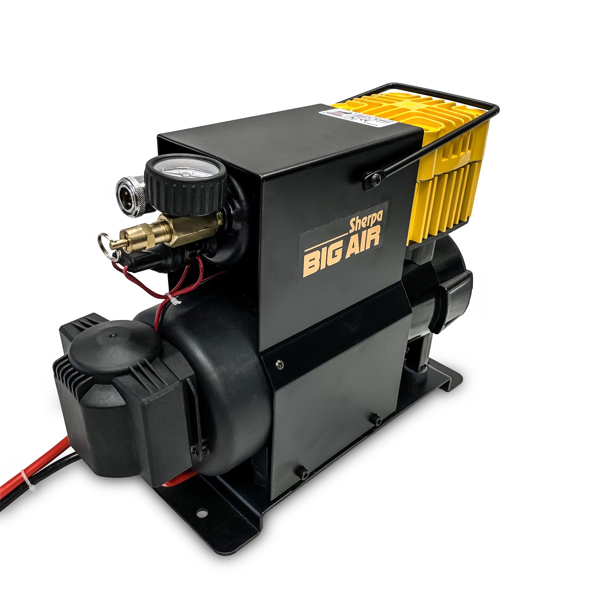 Sherpa DC Air Compressor Massive Flow (BIG-AIR)